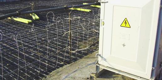 КТПТО - трансформаторная подстанция для прогрева бетона